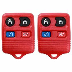 2 red replacement 4 button