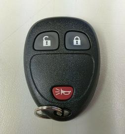 ACDelco 22936099 Transmitter Key Fob 3 Button OEM GM Product
