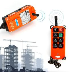 24V Wireless Radio Hoist Crane Transmitter&Receiver Controll