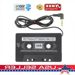 3.5mm AUX Car Audio Cassette Tape Adapter Transmitters for M