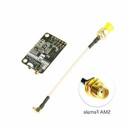 5.8Ghz Video Transmitter 25/200/500mW MMCX Connector and SMA