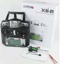 6 channel rc transmitter and receiver