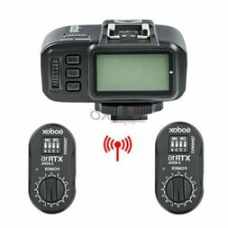 Godox X1T-C TTL Wireless Transmitter Compatible for Canon EO