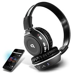 Premium Wireless Bluetooth Headphones, SD Wireless Card Read
