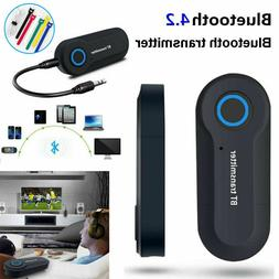 Bluetooth 4.0 Transmitter Audio BT400 Wireless Adapter 3.5mm
