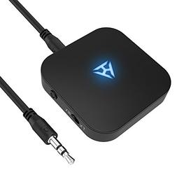 TEAVA Bluetooth Transmitter and Receiver V4.1, Wireless 3.5m