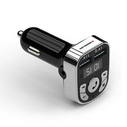 bluetooth fm transmitter car charger wfm9 1001