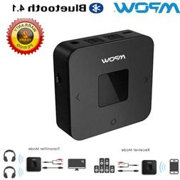 Mpow 2 in 1 Bluetooth 5.0 Transmitter Receiver Audio Adapter