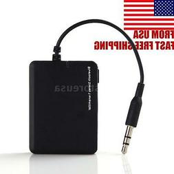 Bluetooth Transmitter 3.5mm A2DP Stereo Audio Dongle Adapter