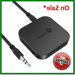 Taotronics Bluetooth transmitter & receiver 2 in1 V5.0 TT-BA
