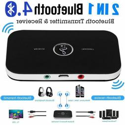 Bluetooth V4.1 Transmitter & Receiver Wireless A2DP Audio 3.