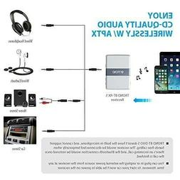 TROND Bluetooth V4.2 Wireless Transmitter & Receiver APX Low