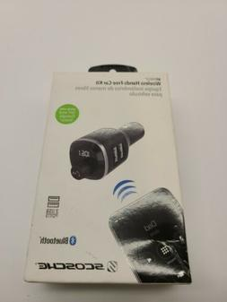 SCOSCHE BTFM4-SP1 BTFREQ Universal Bluetooth Hands-Free Car