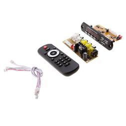 car 12v mp3 player decoder board digital