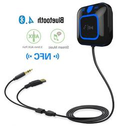 Car Bluetooth 4.2 Audio Receiver MP3 Player FM Transmitter A