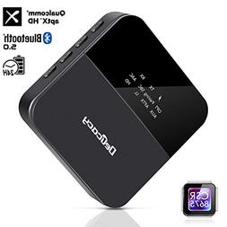 Delicacy DE-B20 Bluetooth 5.0 Transmitter and Receiver, Upgr