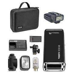Flashpoint eVOLV 200 TTL Pocket Flash for Nikon with Built-i