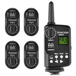 Neewer FT-16 16-Channel Wireless Remote Controller Flash Tri