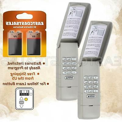 2 for liftmaster 877lm wireless garage door