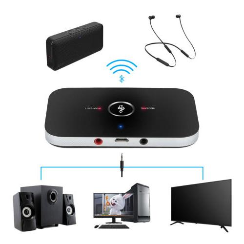 2in1 Bluetooth Receiver TV Audio