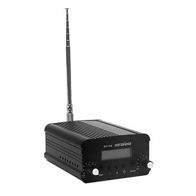st 7c mini radio stereo station pll