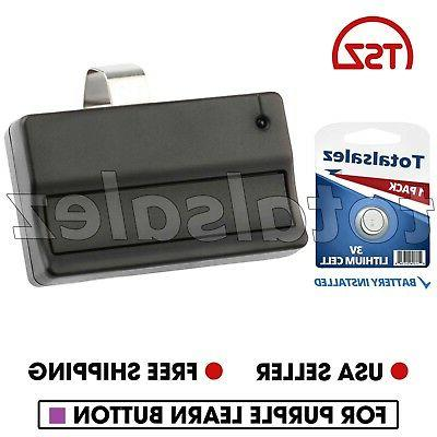 For Sears One button Door Opener Remote 371LM