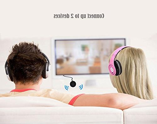 TV Bluetooth Audio srereo Support Two Simultaneously for TV CD Player iPod Mp3/mp4