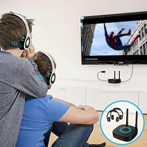 Bluetooth Adapter, Bluetooth for PC Optical Toslink AUX RCA, aptX Low
