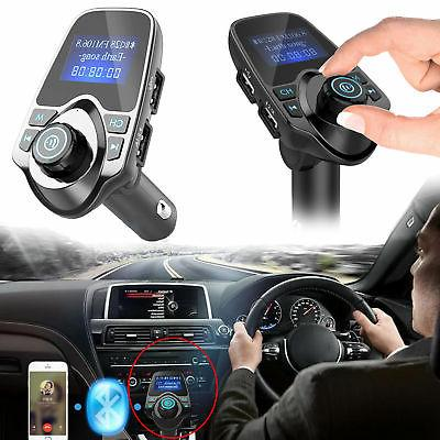 Bluetooth Kit Transmitter USB Charger for Phone