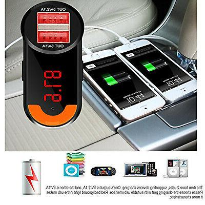 Bluetooth Radio Adapter Charger