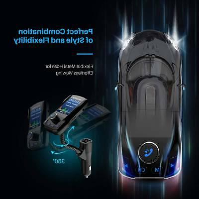 Victsing Bluetooth Wireless USB Charger TF