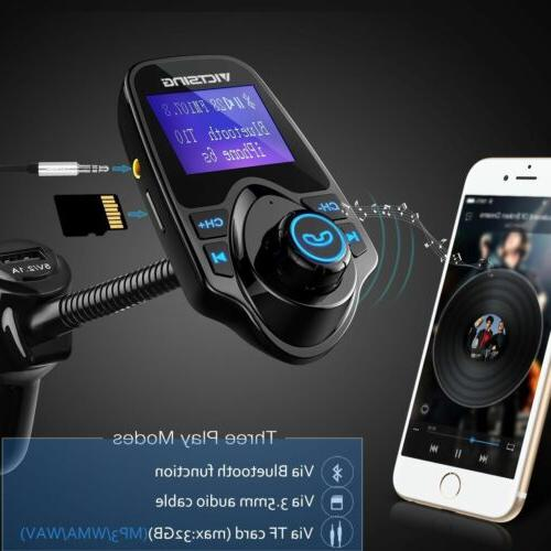 Bluetooth Wireless Charger Mp3