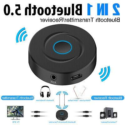 bluetooth transmitter receiver wireless a2dp