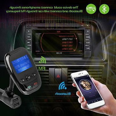 Car Cigar FM MP3 Player Radio Adapter Charger