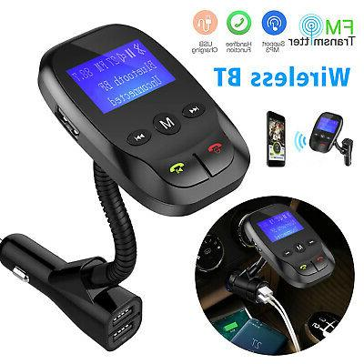 bluetooth wireless 4 1 car aux stereo