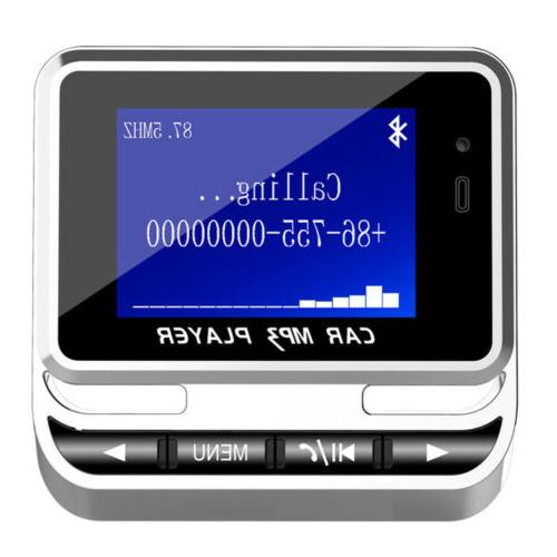 Bluetooth MP3 + Remote SD USB Charger