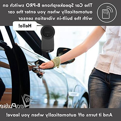 VeoPulse Car 2B with Cellphone Hands-Free kit Driving -Kit Compatible