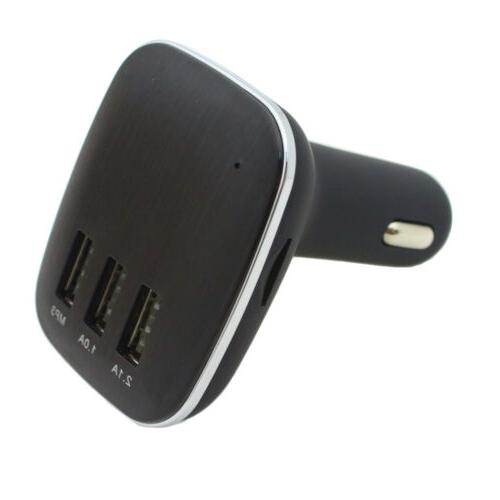Car Handsfree MP3 Player 3 USB For 8 X