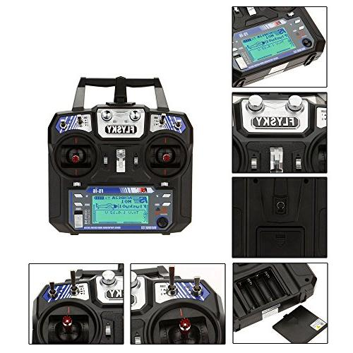GoolRC FS-i6 AFHDS 2A 6CH System Helicopter Glider Receiver