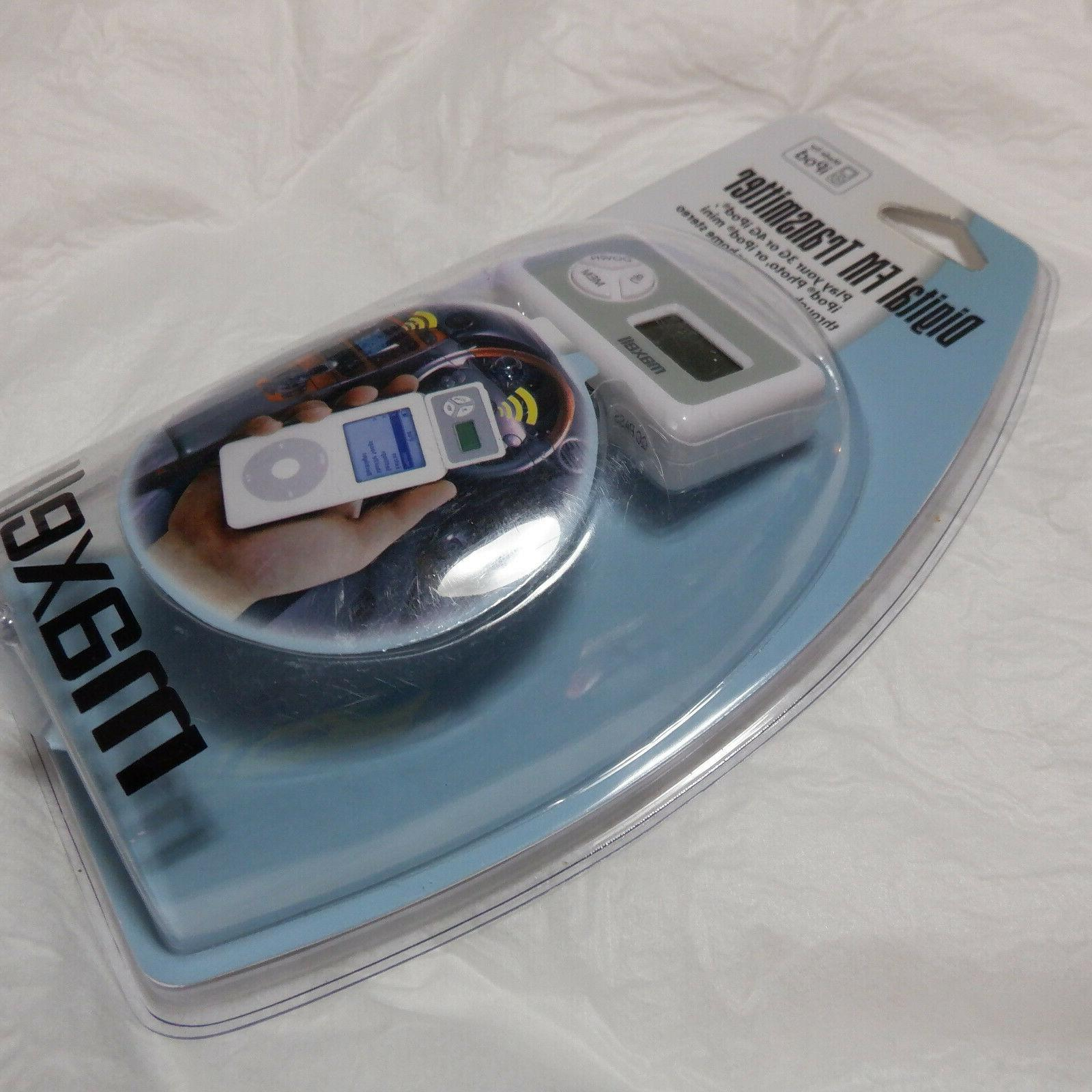 Maxell FM for iPod mini Brand in Package