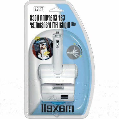 p 25 car charging dock for ipod