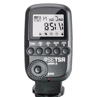 Flashpoint R2T 32 2.4GHz Manual Transmitter Canon