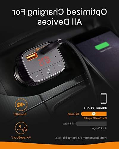 Roav Anker, Bluetooth Receiver, Car Bluetooth 4.2, 2 Output