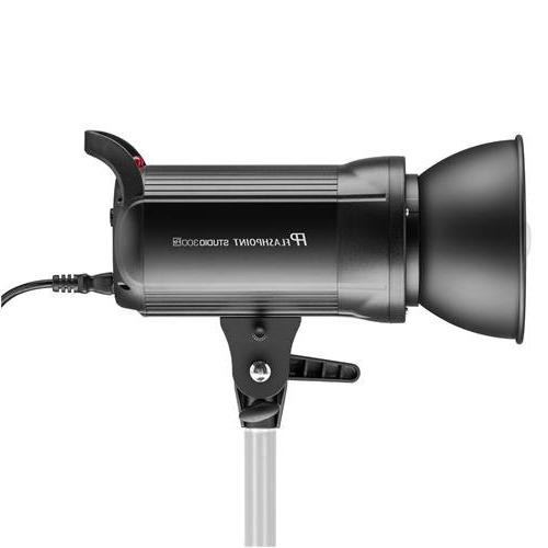 Flashpoint 300 with Built-in R2 Radio Bowens