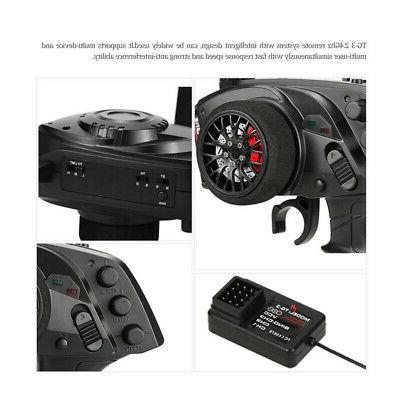 TG3 Transmitter Receiver for RC Vehicles Car Parts