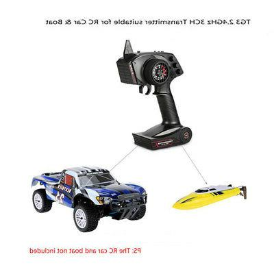 TG3 2.4GHz Radio Control Transmitter for Parts