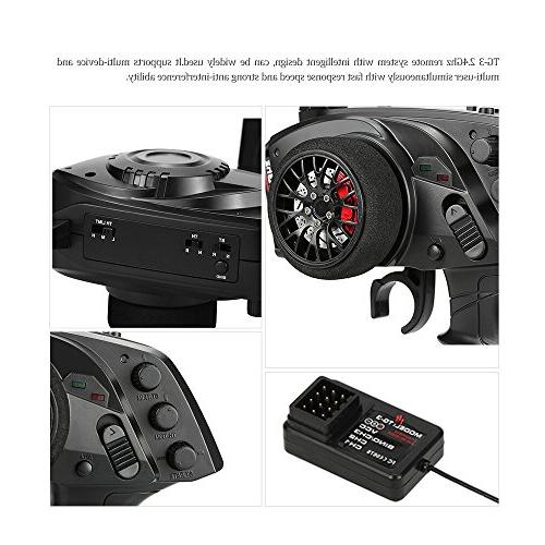 Radio Remote Control Transmitter with Car Boat