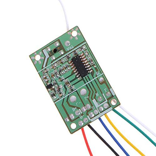 Kofun Transmitter 4CH 40MHZ Transmitter Receiver Board with for DIY RC Robot Christmas