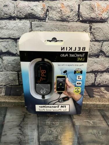 tunecast auto live fm transmitter for iphone
