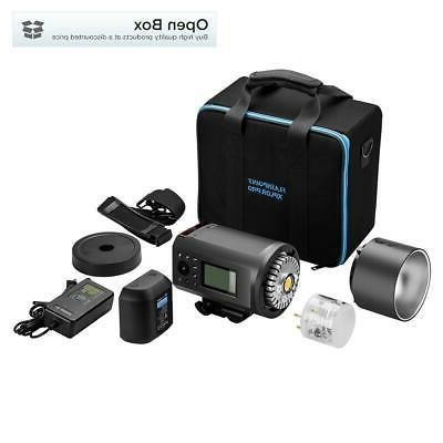 xplor 600pro ttl r2 battery powered monolight